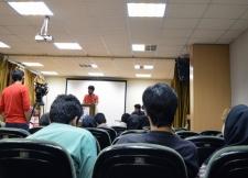 مسابقات مناظره دانشجویان در دانشگاه صنعتی امیرکبیر