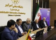 افتتاح دفتر ایسنا در دانشگاه صنعتی امیرکبیر