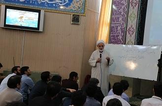 برگزاری کرسی تلاوت و تدبر با حضور رییس ستاد اقامه نماز کشور در دانشگاه امیرکبیر