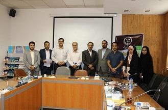 برگزاری آیین رونمایی از 4 عنوان کتاب فنی-مهندسی توسط جهاد دانشگاهی واحد صنعتی امیرکبیر